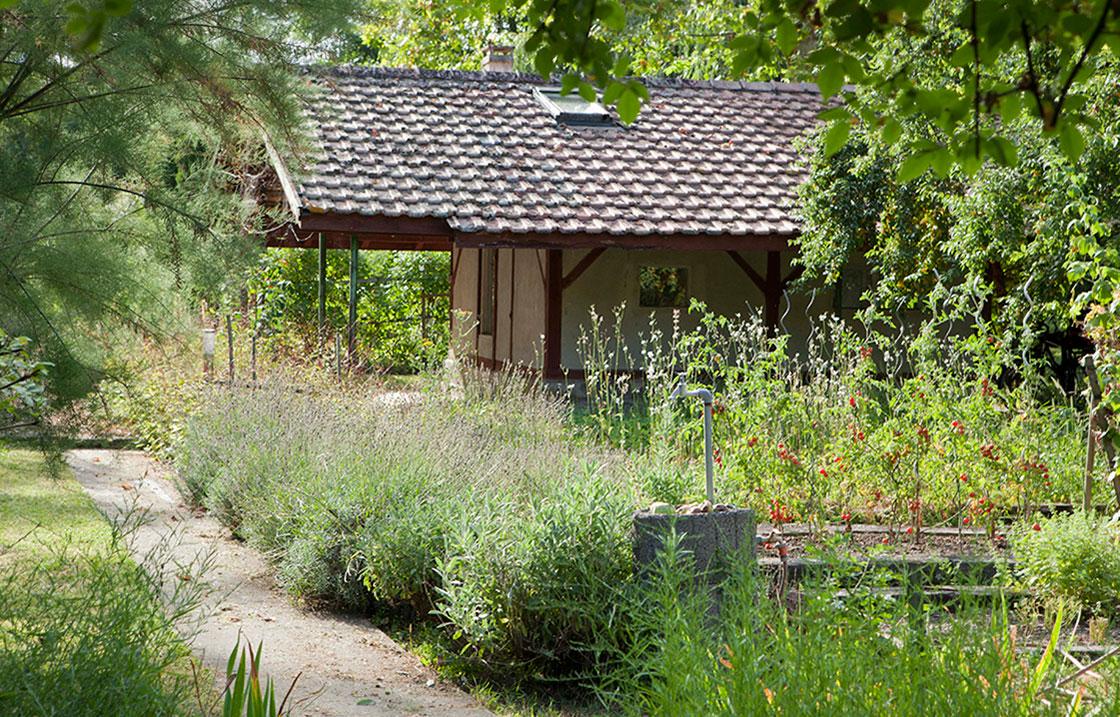 Garten Elsass Park